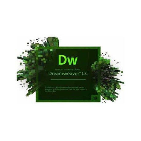 Dreamweaver CC for teams ALL Multiple Platforms Multi European Languages Team Licensing Subscription New