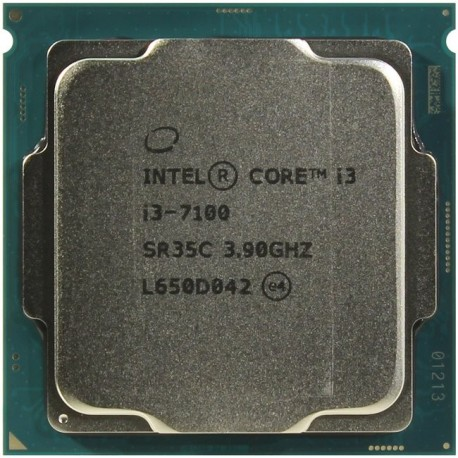 Процессор Intel Core i3-7100 BOX KabyLake 3.9 ГГц / 2core / SVGA HD Graphics 630 / 0.5+3Мб / 51 Вт s.1151