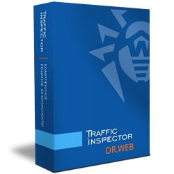 Модуль Dr.Web Gateway Security Suite для Traffic Inspector