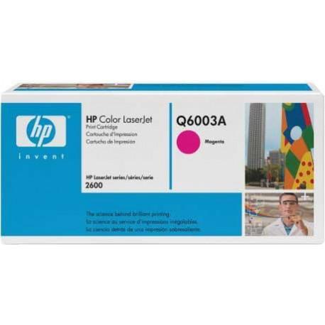 Картридж НР Q6003А для HP LJ1600/2600/2605/CM1015mfp/CM1017mfp magenta (2000стр -5%), шт