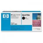 Картридж НР Q6470A Color LJ 3600/3800, черный 6000 pages,, шт
