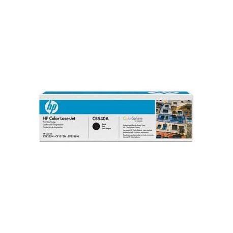 Картридж HP CB540A для НР Color LJ CP 1215/1312/1515 черный, шт