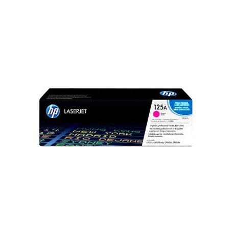 Картридж HP CB543A для НР Color LJ CP 1215/1515 пурпурный, шт