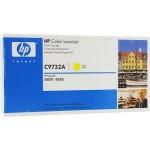 Картридж HP C9732A для НР Color LJ 5500 желтый 12000стр, шт