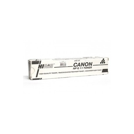 Тонер Canon NPG-11 (Сanon NP-6012/6112/6312/6512/6613/6212) Hi-Black 280g