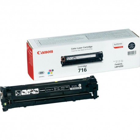 Картридж Canon FR-716Bk (Canon LBP5050. MF8030CN) black