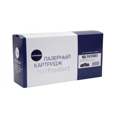 Картридж Samsung ML-1610/2010/2015/Xerox Ph 3117/3122/3124/SCX4521 NetProduct