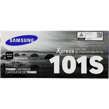 Картридж Samsung MLT-D101S ML-2160/2165, SCX-3400/3405