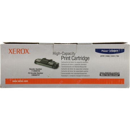 Картридж Xerox 113R00730 (3200MFP)