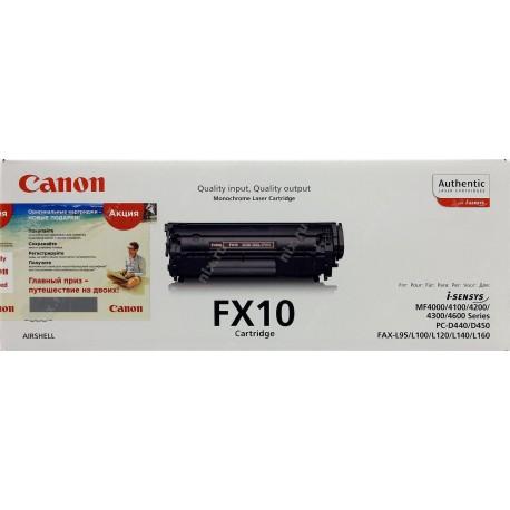Картридж Canon FX10 (Canon L100/L120/MF4120/4140/4150)