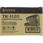 Тонер-картридж Kyocera TK-1120 (FS-1060DN/1025MFP/1125MFP) Hi-Black