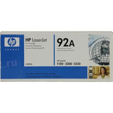 Картридж HP C4092A (1100/3200/3220)
