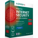 Антивирус Kaspersky Продлен.лиценз.Kaspersky Internet Security 2ПК/1г
