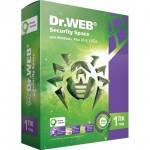 Антивирус Dr.Web Dr.Web Security Space на 12 мес. на 1ПК