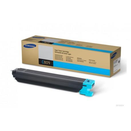 Тонер-картридж Samsung СLT-C809S (синий)