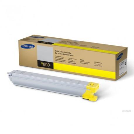 Тонер-картридж Samsung СLT-Y809S (CLX-9251NA) желтый