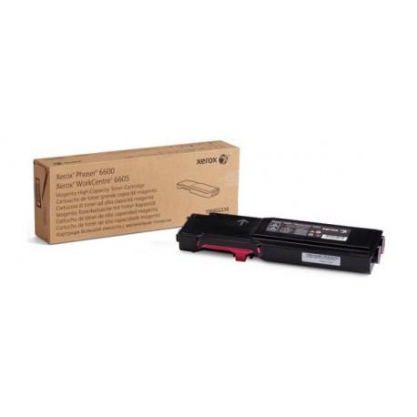 Картридж Xerox 106R02250 пурпурный