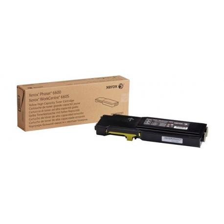 Картридж Xerox 106R02251) желтый