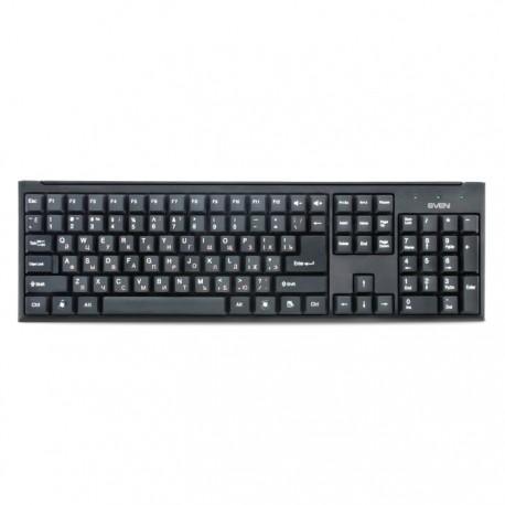 Клавиатура SVEN Standard 303 USB black