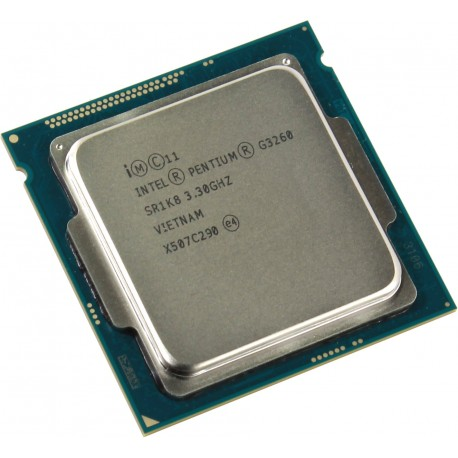 Процессор Intel Pentium G3260 BOX 3.3 ГГц / 2core / SVGA HD Graphics / 3Мб / 53 Вт s.1150