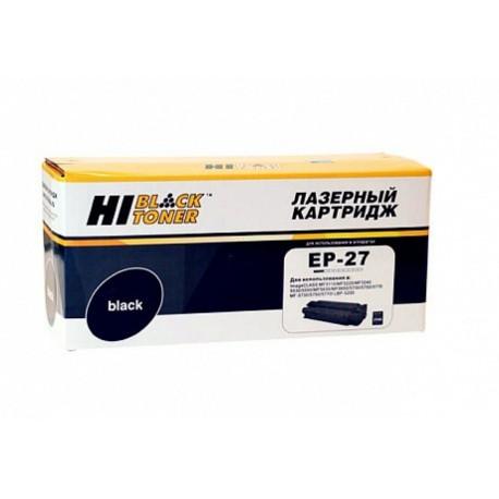 Картридж Canon EP-27 (MF 3110/ 3228/ 3240) Hi-Black
