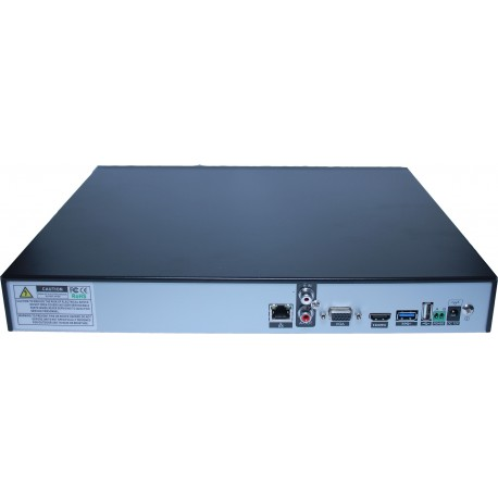 24-канальный сетевой видеорегистратор NV NVR 24H2404