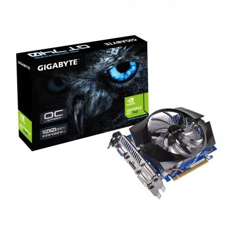 Видеокарта Gigabyte GeForce GT 740 2GB GDDR5 (GV-N740D5OC-2GI) 1072/5000 DVI x2, HDMI, VGA