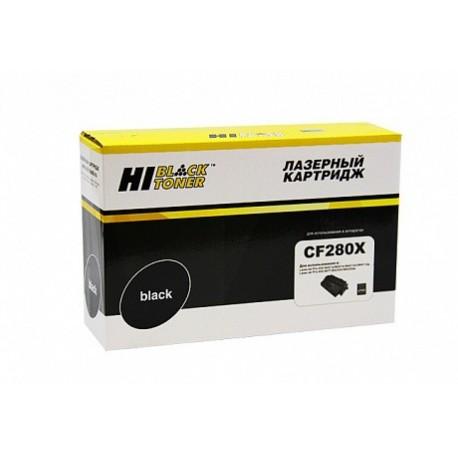 Картридж HP CF280X (HP LJ Pro 400 MFP M425dn/MFP M425dw/M401a/M401d/M401dn/M401dw) Hi-Black