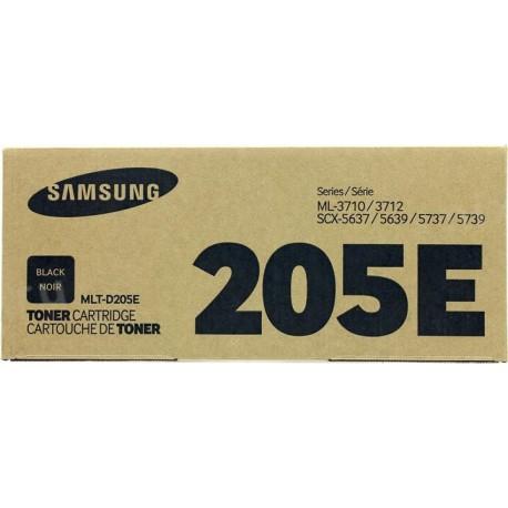 Тонер-картридж Samsung MLT-D205E (ML-3710, SCX-5637/5737) экстраэкономичный