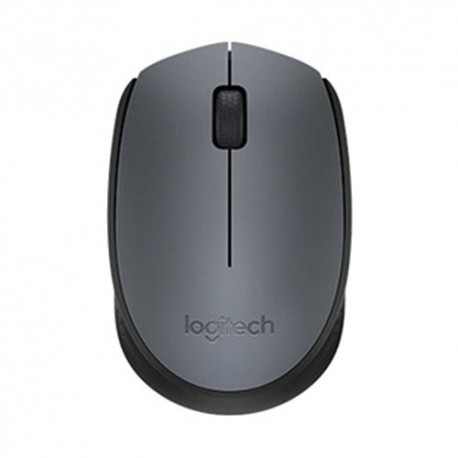 Мышь Logitech Wireless M170 Grey