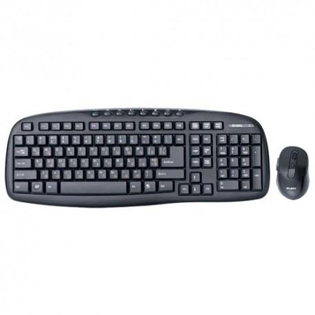 Беспроводной комплект клавиатура+мышь SVEN Comfort 3400 Wireless