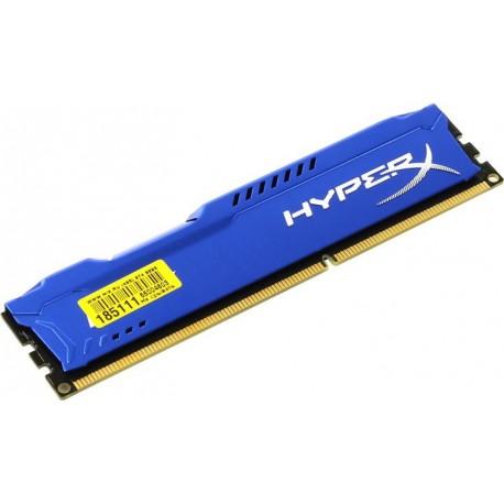 Оперативная память Kingston HyperX Fury (4 Гб x 1) DIMM DDR3 1866 МГц