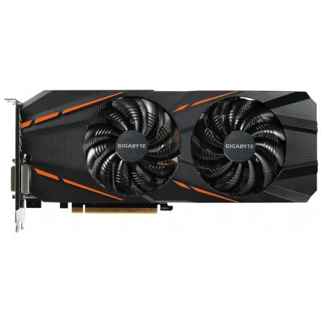 Видеокарта Gigabyte GeForce GTX 1060 6GB GDDR5 (GV-N1060IXOC-6GD) 1771/8008MHz DP, 2*DVI, HDMI