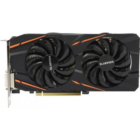 Видеокарта Gigabyte Radeon RX 580 8GB GDDR5 (GV-RX580GAMING-8GD) 1380MHz/8000MHz DP*3,DVI,HDMI*1