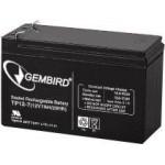 Батарея GEMBIRD BAT-12V7AH / 12V/7Ah