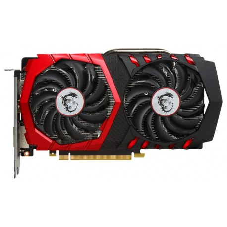 Видеокарта MSI GeForce GTX 1050 Ti 4GB GDDR5 (GTX 1050 Ti 4GT LP)