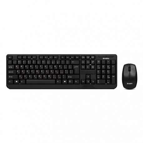 Комплект клавиатура+мышь SVEN Comfort 3300 Wireless