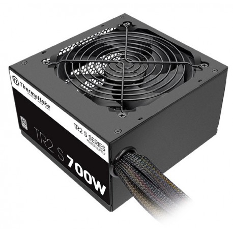 Блок питания Thermaltake ATX 700W TR2 S 700W 80 PLUS APFC, 120mm fan, RTL