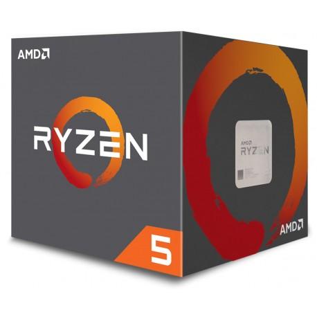 Процессор AMD AM4 Ryzen 5 1500X Без Кулера 3.5GHz, 4 Core, 16MB BOX